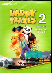 HAPPY TRAILS 2 CLASS AUDIO CD