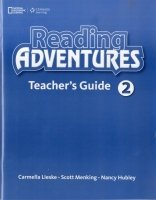 READING ADVENTURES 2 TEACHER´S GUIDE