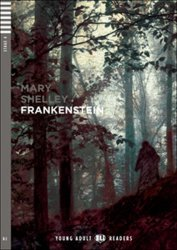 Young Adult ELI Readers 4/B2: Frankenstein+CD - Mary Shelley