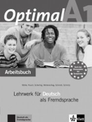 Optimal A1 – Arbeitsbuch + CD - neuveden