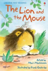 USBORNE FIRST READING LEVEL 1: THE LION AND THE MOUSE