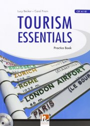 Tourism Essentials Practice Book with Audio CD - Lucy Becker