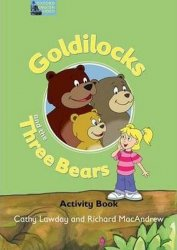Goldilocks and Three Bears Activity Book (fairy Tales Video)