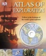 DK ATLAS OF EXPLORATION + CDROM