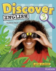 Discover English Global 3 Students´ Book - Jayne Wildman