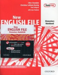 New English File Elementary Workbook with Multi-ROM Pack