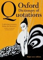 Oxford Dictionary of Quotations 8th Edition