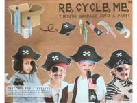 Re-cycle-me set - Party box piráti-pro kluky - neuveden