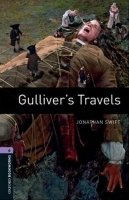 OXFORD BOOKWORMS LIBRARY New Edition 4 GULLIVER´S TRAVELS AUDIO CD PACK