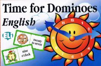 Let´s Play in English: Time for Dominoes