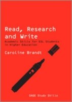 Read, Research and Write Academic Skills for ESL Students in Higher Education