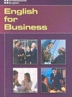 PROFESSIONAL ENGLISH: ENGLISH FOR BUSINESS STUDENT´S BOOK + AUDIO CD PK