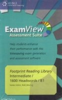 FOOTPRINT READERS LIBRARY Level 1600 EXAMVIEW SUITE CD-ROM