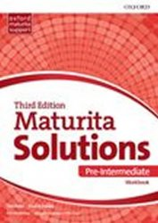 Maturita Solutions Pre-Intermediate Workbook 3rd (CZEch Edition) - Paul A. Davies;Tim Falla