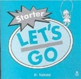 LET´S GO Second Edition STARTER CLASS AUDIO CD