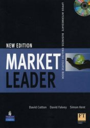 Market Leader Upper Intermediate Coursebook/Multi-Rom Pack