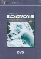 PATHWAYS READING, WRITING AND CRITICAL THINKING 4 DVD