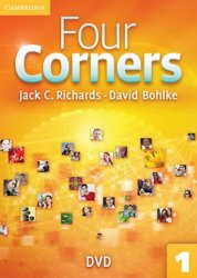 Four Corners 1: DVD - Jack C. Richards