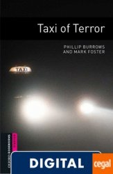 Oxford Bookworms Library New Edition Starter Taxi of Terror OLB eBook + Audio