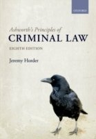 Ashworth's Principles of Criminal Law, 8th ed.