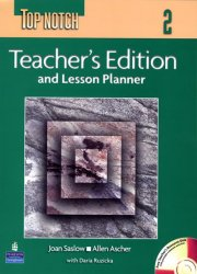 Top Notch 2 Teacher´s Edition and Lesson Planner with Teacher´s CD-ROM