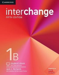 Interchange Level 1B Student's Book with Online Self-Study