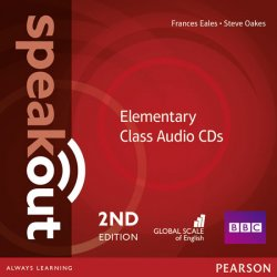 Speakout 2nd Edition Elementary Class CDs (3) - Frances Eales