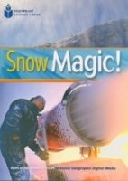 FOOTPRINT READERS LIBRARY Level 800 - SNOW MAGIC! + MultiDVD Pack