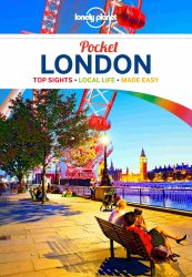 Lonely Planet London Pocket 5.