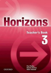 HORIZONS 3 TEACHER´S BOOK