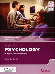English for Psychology in Higher Education Studies Course Book