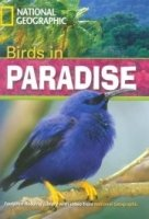 FOOTPRINT READERS LIBRARY Level 1300 - BIRDS IN PARADISE + MultiDVD Pack