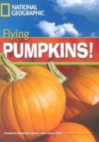 FOOTPRINT READERS LIBRARY Level 1300 - FLYING PUMPKINS! + MultiDVD Pack