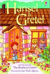USBORNE YOUNG READING LEVEL 1: HANSEL AND GRETEL