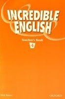 INCREDIBLE ENGLISH 4 TEACHER´S BOOK
