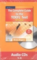 THE COMPLETE GUIDE TO THE TOEFL TEST PBT Edition AUDIO CDs /3/