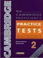 NEW CAMBRIDGE PROFICIENCY PRACTICE TESTS 2 TEACHER´S BOOK