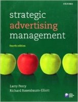 Strategic Advertising Management 4th Ed.