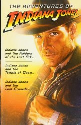 THE ADVENTURES OF INDIANA JONES (3 in 1)