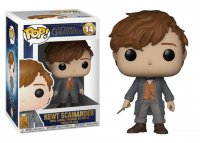 Funko POP Movies: Fantastic Beasts 2 - Newt w/ Chase - neuveden