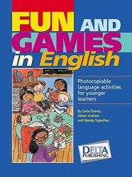 FUN AND GAMES IN ENGLISH + AUDIO CD PACK