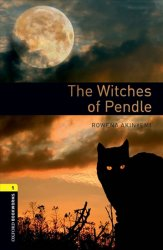 Oxford Bookworms Library 1 Witches of Pendle with Audio Mp3 Pack (New Edition) - Rowena Akinyemi