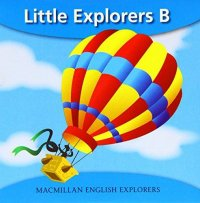 Little Explorers B Audio CD