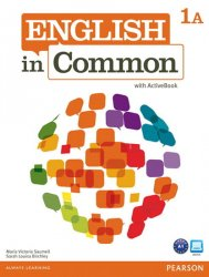 English in Common 1A Split: Student Book and Workbook with ActiveBook