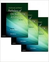 Jubb, Kennedy & Palmer's Pathology of Domestic Animals,3Vols.,6th Ed.