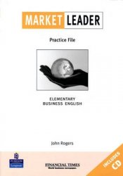 Market Leader Elementary Practice File Book and CD Pack