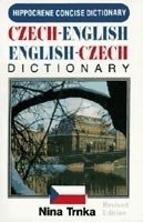 HIPPOCRENE BOOKS CZECH - ENGLISH, ENGLISH - CZECH CONCISE DICTIONARY