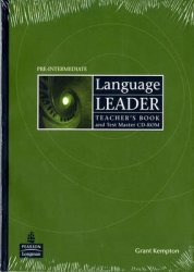 Language Leader Pre-Intermediate Teachers Book and Active Teach Pack
