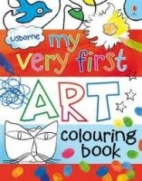 MY VERY FIRST ART COLOURING BOOK