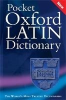 POCKET OXFORD LATIN DICTIONARY 3rd Edition Revised